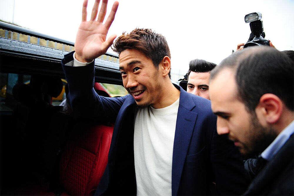 Kagawa transferinde işler karıştı! Beşiktaş, İstabul'a getirdi…