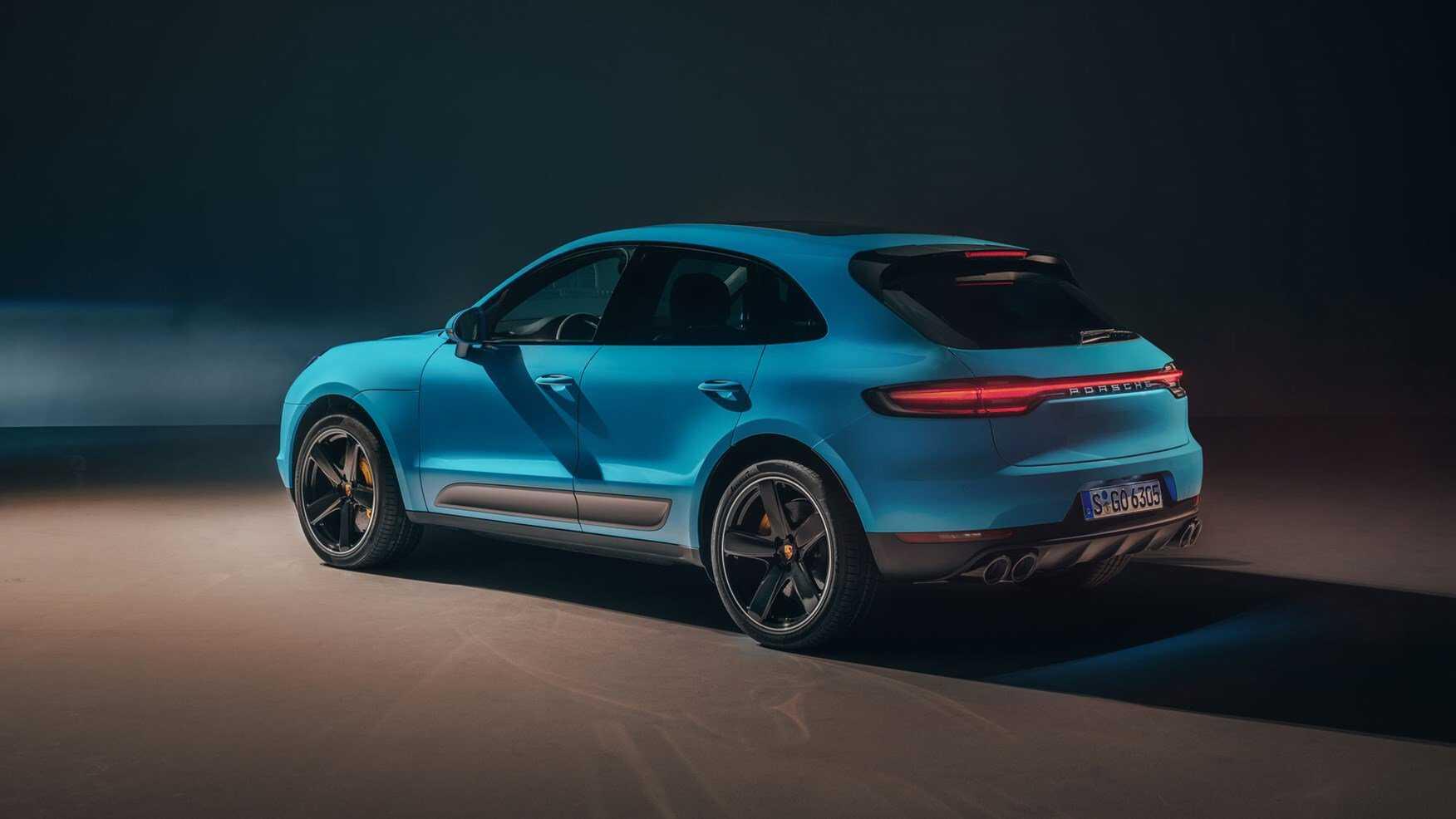 Yeni Porsche Macan yüzünü gösterdi