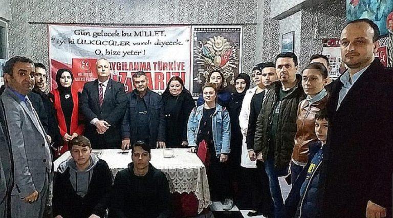 MHP İlçe Başkanı Kural, Türkiye'ye tuzak kuranlar şaşıracak