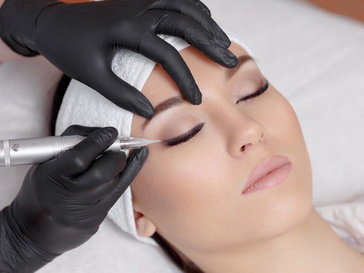 Kalıcı makyajda kanser geç fark edilebilir