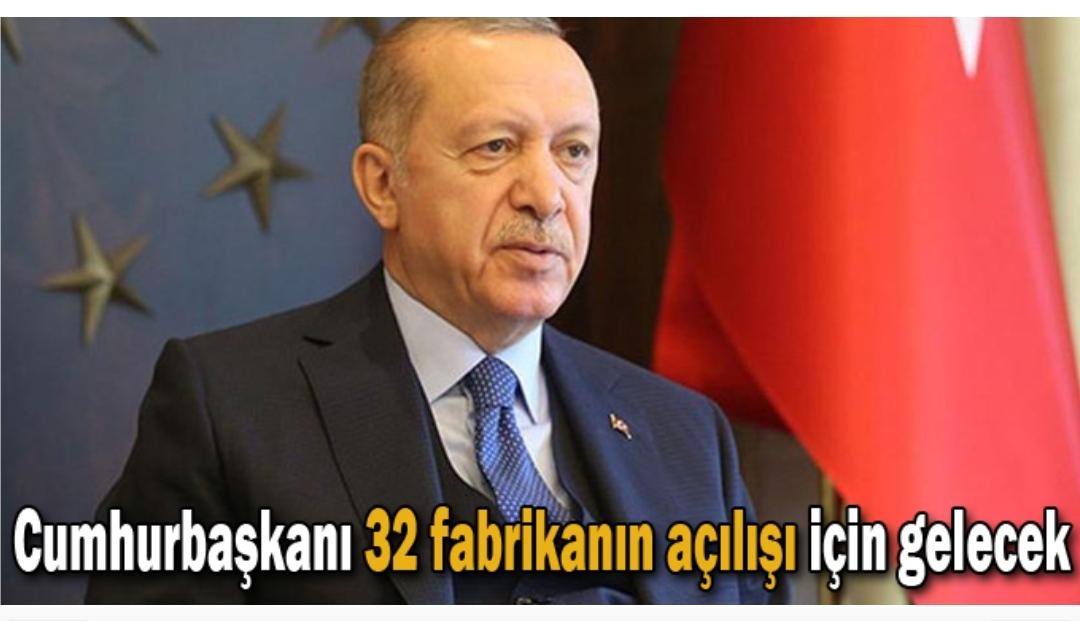 Cumhurbaşkanı Erdoğan İMES İçin Geliyor