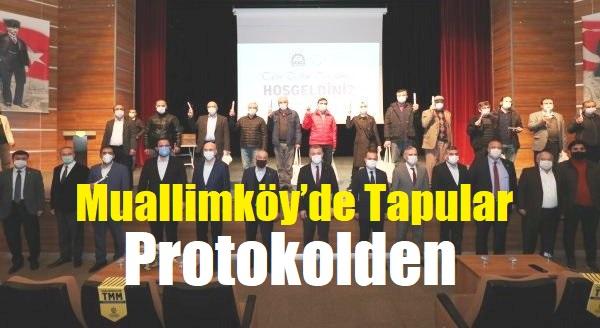 Başkan Büyükgöz'den Yılların Sorununa Çözüm!