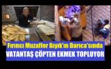 Darıca Belediye Başkanı Bıyık,  şakşakçıları yedirmekten vatandaştan haberi yok !