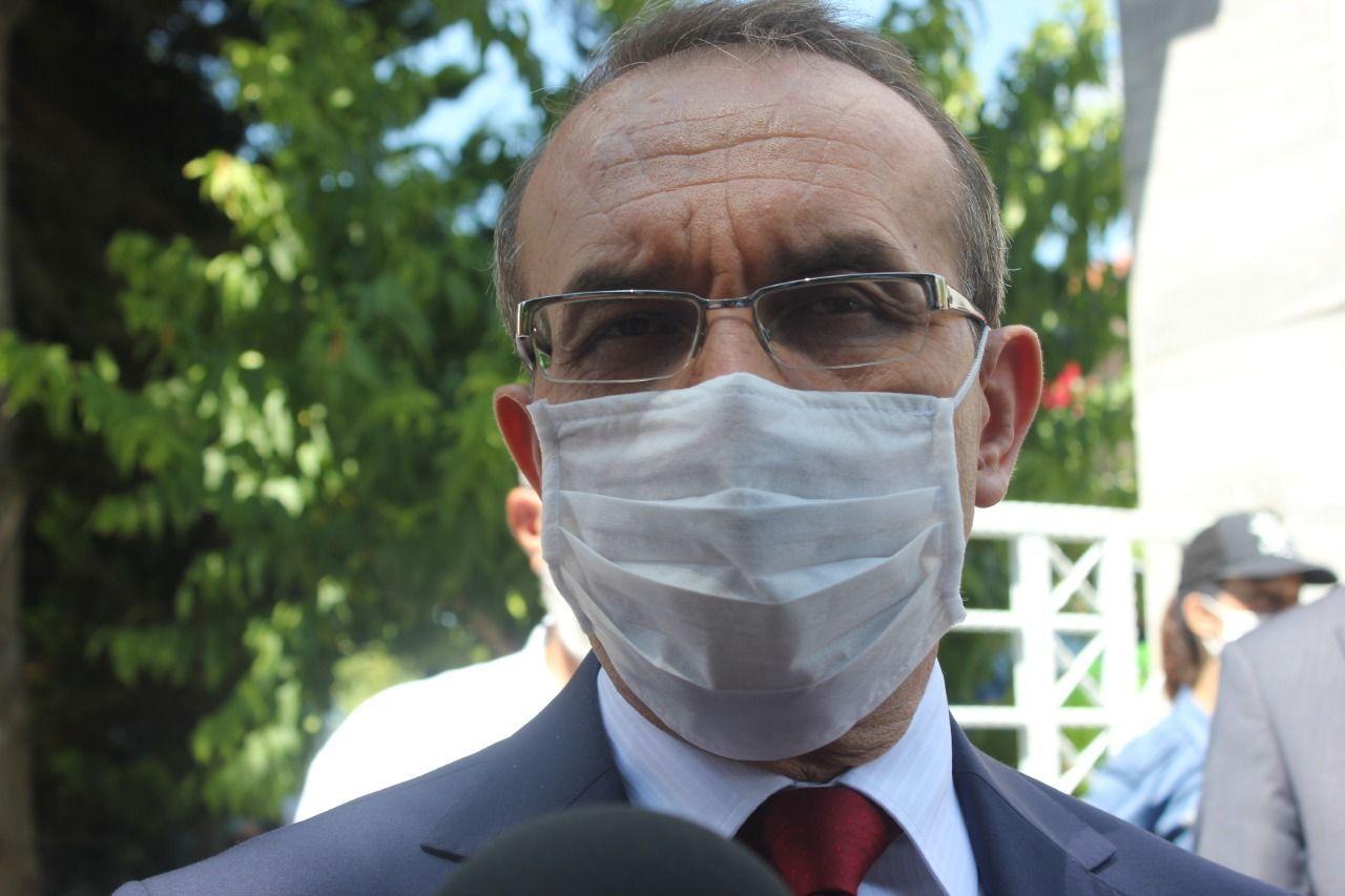 """Vali Yavuz: """"Vakalar düşmezse kısıtlamalar kalkmaz!"""""""